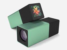 Lytro Camera permite que usuário escolha ponto de foco depois de tirar a foto