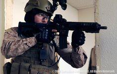 HK416D DEVGRUカスタム 電動ガン 東京マルイ エアガンレビュー