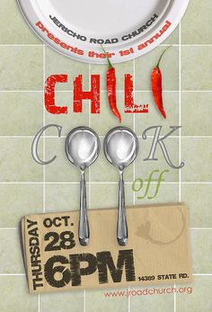 chili cook off, via Flickr.