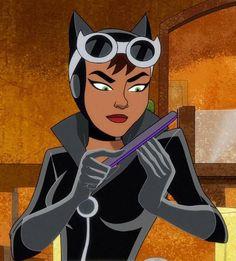 Sanaa Lathan, Catwoman, Harley Quinn, Dc Comics, Comic Books, Movies, Fictional Characters, Women, Art