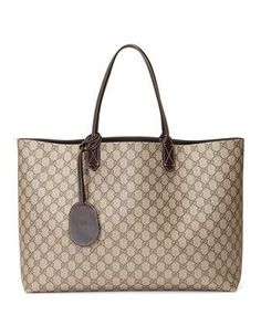 dffc29d6344 Gucci Reversible Large GG Tote Bag