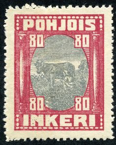 """1920 Scott 9 buff & gray green """"Peasant"""" Quick History Between the River Neva-which flows through St. Petersburg (Petrograd)- and n. Swedish Names, Postage Stamps, Finland, Green And Grey, History, Slate, Big, Historia, Chalkboard"""