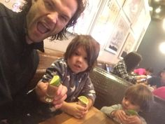 Pin for Later: Jared Padalecki's Supercute Family Pictures