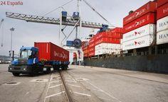 El déficit comercial aumenta un 45,6% en el primer trimestre, hasta los 7.199,3 millones de euros