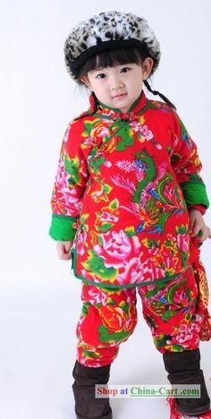 chinese traditional clothing kid - Google Search