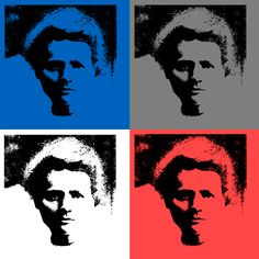 #hlava #mariecurie We don't make t-shirts. We are Hlava.