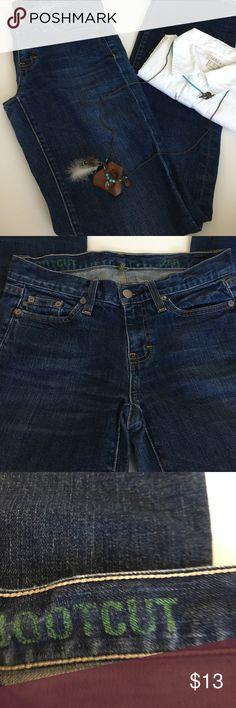 J crews jeans J crew boot cut jeans size 28 J. Crew Jeans Boot Cut