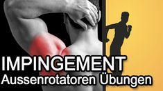 Impingement Syndrom Übungen - 5 Übungen für die Aussenrotatoren