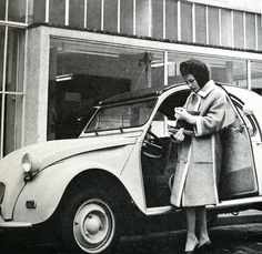 Citroen 2CV, Elegance (Dutch) January 1962