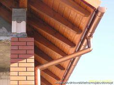 Długa droga do domu...: Dach - nadbitka, czy podbitka...