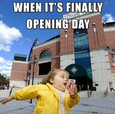 Don't be afraid to admit that this was you. #OpeningWeek