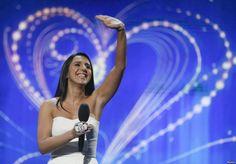 Джамала отримала першу нагороду на «Євробаченні» #Україна #Ukraine #Євробачення #Eurovision http://www.akcent.org.ua/dzhamala-otry-mala-pershu-nagorodu-na-yevrobachenni/ …