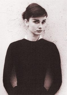 Audrey Hepburn for War and Peace, 1956                                                                                                                                                                                 More