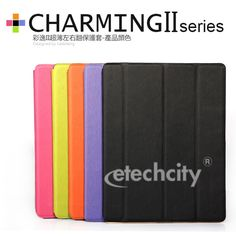 KLD Charming II Series Ultra Slim Leather Case for Apple iPad 2/3/4 [LCEH-KDAPIPD] - $29.00