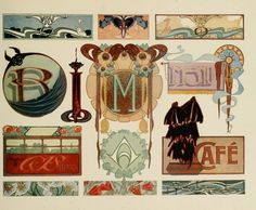 Strong's book of designs a masterpiece of modern ornamental art New and enl. ed. Published 1917
