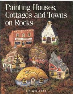 Buy Lin Wellford's Rock Painting Books - Lin Wellford's Rock Painting..if i could paint