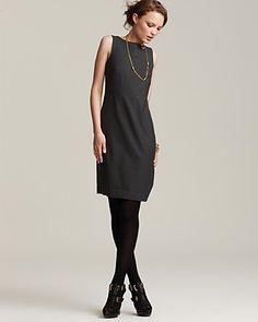 "Theory ""Betty"" Sheath Dress - Women's - Bloomingdale's"