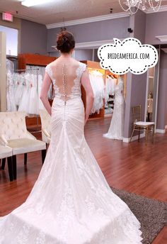 Elegant Wedding Dresses at D uAngelo Couture Bridal in San Diego California Wedding Dresses San Diego Pinterest Wedding dresses san diego Couture bridal and
