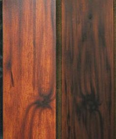 How to Airbrush Wood Texture!