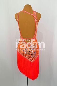 Latin Dance Dresses by Radim Lanik Costume Flamenco, Costume Dress, Dance Costumes, Tango, Latin Ballroom Dresses, Skating Dresses, Dance Wear, Style Inspiration, Belly