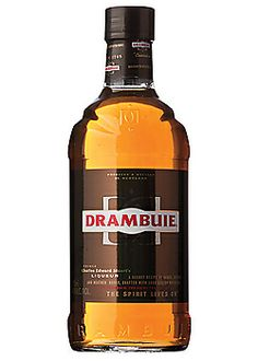 Drambuie: A Secret Recipe of Herbs, Spices and Heather Honey, crafted with Aged Scotch Whiskies. Price Charles Edward Stuart's Liqueur. Produced & Bottled in Scotland.