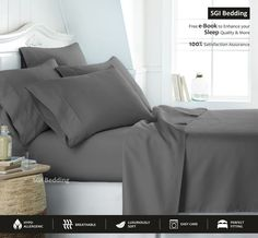 Our Rating – 4.4/5 A good sleep is a must for every human being to maintain a healthy lifestyle. Bed plays a major role in a person's sleep. To have a comfortable sleep the bedsheets must be of very comfort and pleasant quality. As well-known all over the world Egyptian cotton sheets are of perfect …