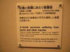 Hiroshima Peace Memorial, Memorial Museum, Burns, Memories, Memoirs, Souvenirs, Remember This