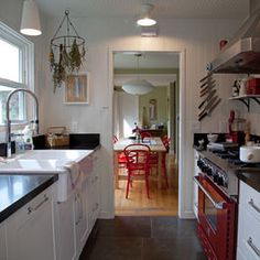 Amy A. Alper, Architect - eclectic - kitchen - san francisco - Amy A. Alper