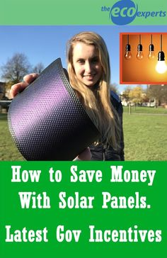 These Revolutionary Solar Panels are Blowing Up in the UK Brits are saving money on their energy and electricity bills by investing in affordable solar panels for their home. Read more or sign up on the form to get a quote for your house.