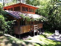Magnifique maison 'Bartherotte', style cabanne de pecheurLocation de vacances à partir de Cap Ferret @homeaway! #vacation #rental #travel #homeaway