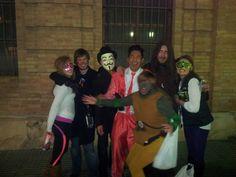 Our interns in Carnival of Cadiz http://www.spain-internship.com/en/