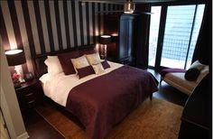 Aqua - Master Bedroom