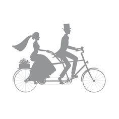Wedding Wheels Stamp Brush -- Digital Download