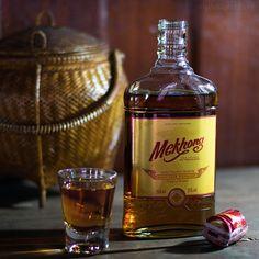 "Read about the strange history of Mehkong ""Thai Whiskey"" on my blog: www.mythailand.blog Strange History, Thai Recipes, I Foods, Whiskey Bottle, About Me Blog, Drinks, Ideas, Drinking, Beverages"