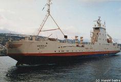 MF Herdla Sailing Ships, Boat, North Sea, Canada, Dinghy, Boats, Sailboat, Tall Ships, Ship