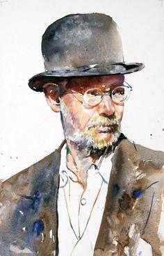 STEVE FANELLI   Watercolor