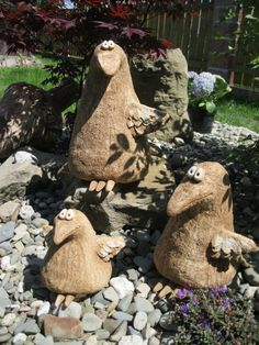 Zahradní keramika | Atelier - keraMKa