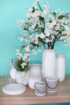 Kollektion Frühjahr & Sommer 2016 - Fachgroßhandel für Floristikbedarf, Deko & Wohnaccessoires Glass Vase, Home Decor, Spring Summer, Home Accessories, Deko, Couple, Interior Design, Home Interiors, Decoration Home