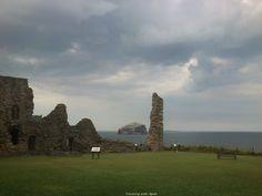 Tantallon castle, Scotland