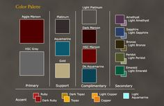 Maroon Color Scheme The Carpet For Their Room In Gotta Work Around That