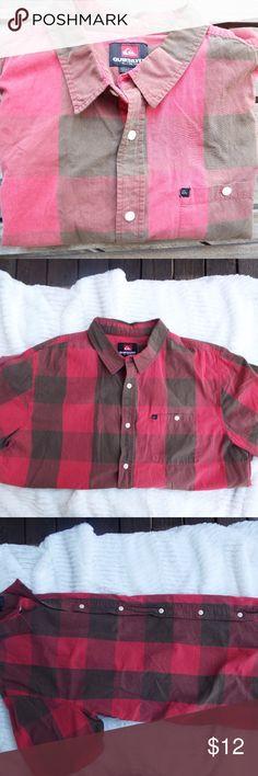 🎉BOGO SALE🎉 QUIKSILVER QUIKSILVER SHIRT SIZE XL Quiksilver Shirts Casual Button Down Shirts