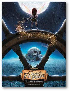Clochette et la Fée Pirate : Synopsis, premières images et bande-annonce teaser du film. #FéeClochette #TinkerBell #LaFéePirate #ThePirateFairy @Disney FR