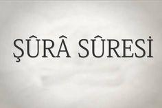 ŞURA Suresi,Ayet-19 Mucizesi Karma, Allah, Istanbul, Events, Holidays, Amigurumi, Holidays Events, Holiday, Vacation