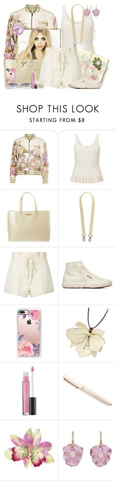 """~ Spring is in the air ! ~"" by li-lilou ❤ liked on Polyvore featuring Olsen, Miss Selfridge, Louis Vuitton, Moleskine, Alice McCall, Casetify, Marni, Laura Geller, Fountain and Irene Neuwirth"