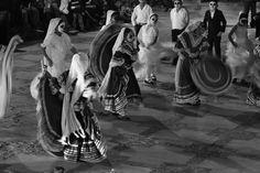 Baile, celebración dia de muertos