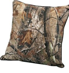 #RealtreeAp #Camo Couch Pillow $19.99