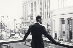 Dan Feuerriegel surveys Hollywood from the #CinematicPictures Gallery.