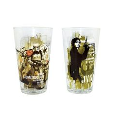 Star Wars Rogue One 2 Piece Glass Set - Yellowbulldog.co.uk