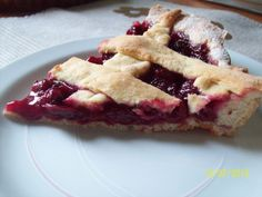 Dea's Cakes: Tarta cu visine Pie, Sweets, Desserts, Cakes, Food, Torte, Tailgate Desserts, Cake, Deserts