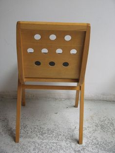 1stdibs | 18 Roland Rainer Stacking Chairs